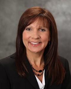 Linda Hoard, CPA : Executive Vice President